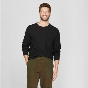 New men's goodfellow & co textured long sleeve